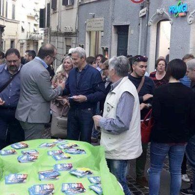 Alessandro Priori: 'Rifiuti e Salute le tematiche più sentite dai cittadini. Ecco le nostre soluzioni'