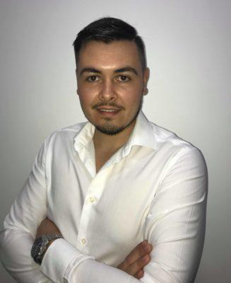 Alessio Pizzurro candidato consigliere con Alessandro Priori: 'La nostra politica coltiva la speranza'