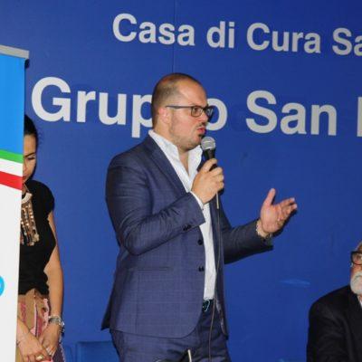 """San Raffaele, Priori: """"Con noi passi concreti verso la riapertura'"""