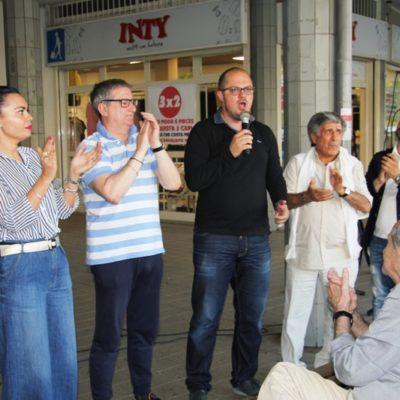 """Il candidato Sindaco Priori dal quartiere San Biagio: """"Riportiamo i servizi in questa zonastrategica per Velletri"""""""